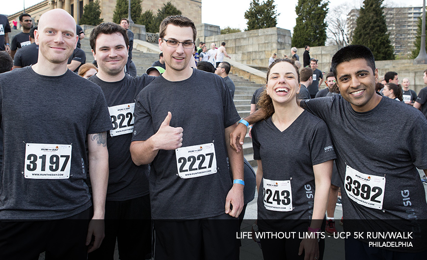 Life withoutlimits - UCP 5K run/walk