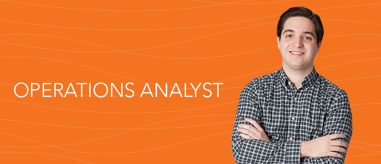 Meet an Operations Analyst