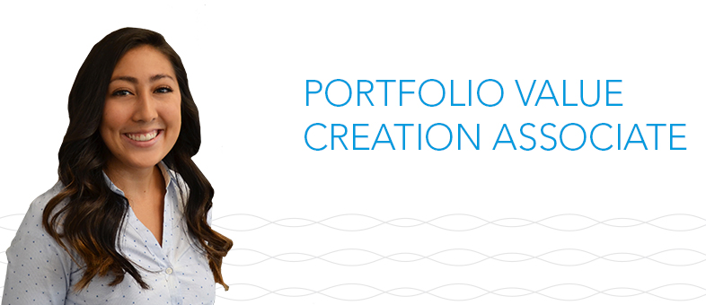 Meet a Portfolio Value Creation Associate