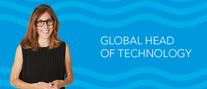 Meet Gina Pinotti, SIG's Global Head of Technology