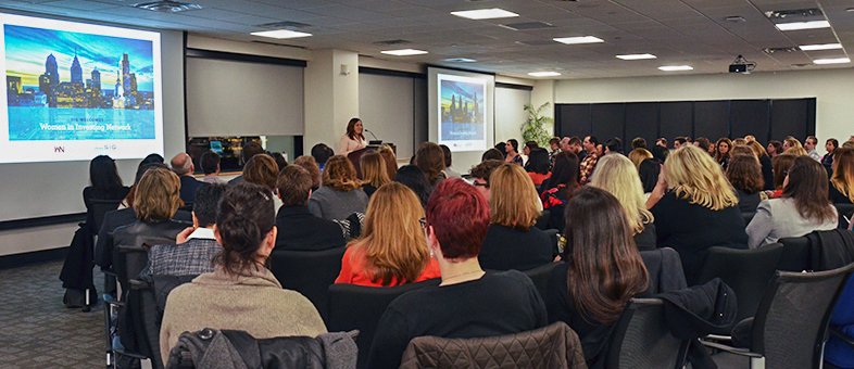 SIG hosts Women in Investing Philadelphia