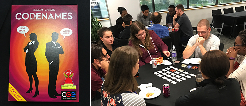 SIG hosts Board Game Night