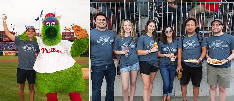 SIG Night at the Ballpark 2017